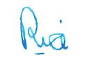Ria handtekening